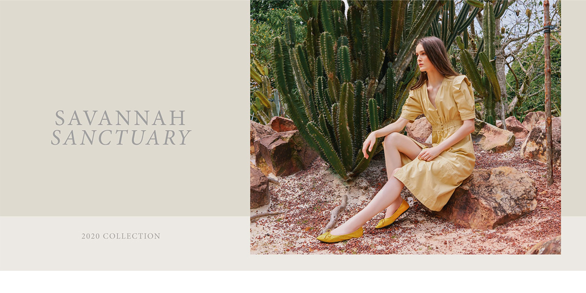 Savannah Sanctuary Collection 2020