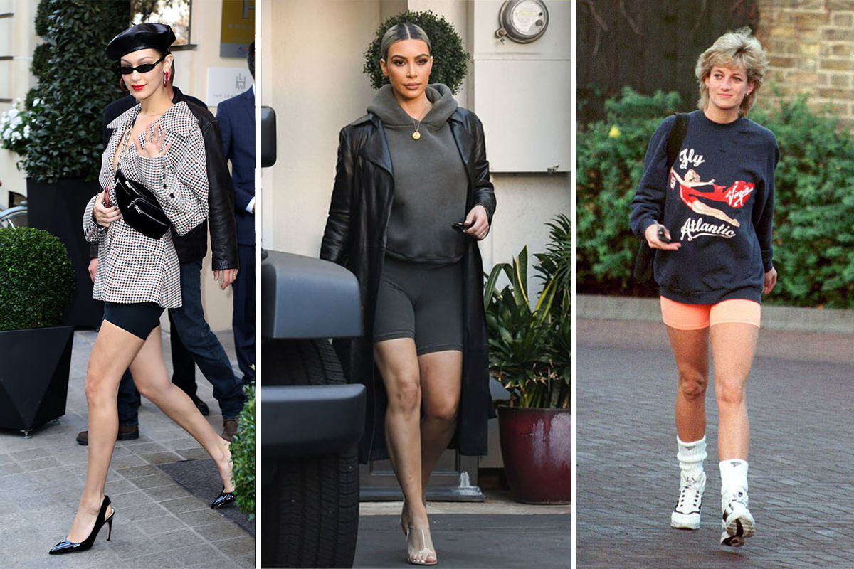Fashion Rock The Bike Shorts Trend For Everyday Wear
